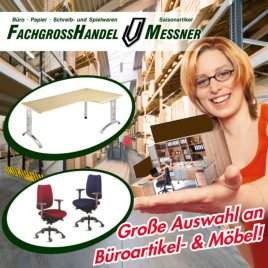Angebot, Bürobedarf Messner in Bautzen